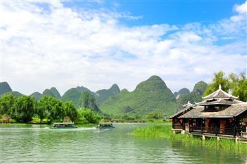 桂林传说双飞4日游
