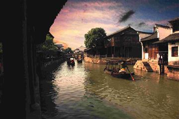 人间天堂----杭州、苏州、乌镇西栅高铁三日游