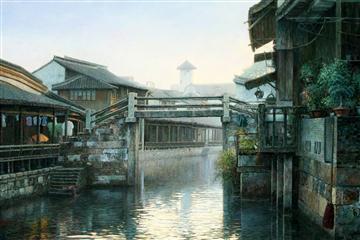迷情水乡----杭州、乌镇、西塘高铁三日游