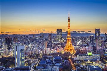 日本5晚6日温泉美食经典半自助游