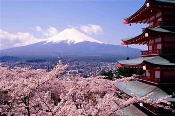 日本东京名古屋富士山品质5晚6日游