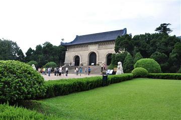 江南佳丽地,金陵帝王州南京高铁二日游