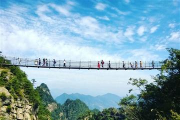 大明山避暑旅居康养 四天三晚跟团游