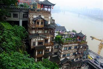 奥陶纪|天坑三桥|龙水峡地缝|重庆市内|双飞5日游