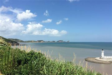 海上蓬莱——岱山岛纯玩二日游