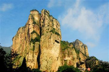 东南第一山----雁荡山四大景点【灵岩+大龙湫+灵峰日景+夜景】纯玩品质二日游