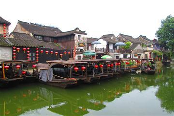 """江南情怀,新年的水乡古镇——""""乌镇(东栅)、西塘、南浔""""古镇休闲二日游"""