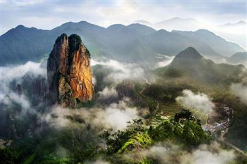 《永远的山水诗最美的桃花源》 温州楠溪江、文成百丈漈山水慢生活休闲二日游