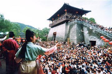 宋城发粮咯---赏大型歌舞《千古情》一日游