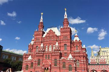 俄罗斯8日游