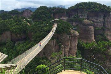 三八特惠——最美神仙居、网红如意桥、高迁古民居特惠一日游