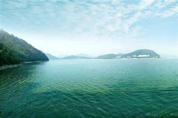 养肺之旅 品湖鲜宴---临安青山湖、文武上田村纯玩一日游