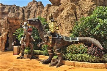 常州中华恐龙园、全新恐龙基因研究中心纯玩二日游