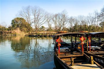 杭州西溪湿地、塘栖古镇纯玩一日游