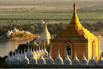 缅甸曼德勒、蒲甘、内比都、仰光6日游