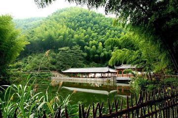 藏龙百瀑看瀑、江南天池泡汤、南浔古镇寻味纯玩二日游