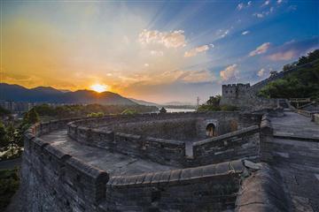 临海江南古长城、紫阳古街、东湖景区一日游