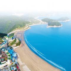 纬30°  象山之旅 休闲一日游  逛东门渔村、半边山旅游度假区鹤头沙滩