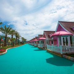 杭州湾海皮岛水世界一日游