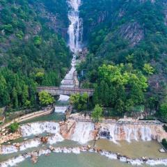 天台国清寺、大瀑布、赤城山、后岸古村落休闲二日游