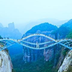 大神仙居如意桥、磐安舞龙峡纯玩二日游